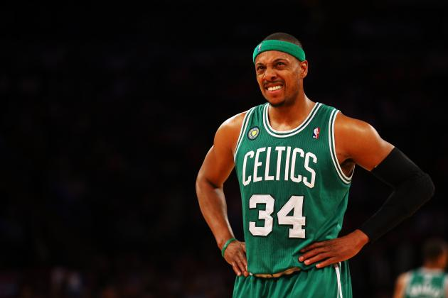 Paul Pierce Says He Wants to Play 10 More Years in NBA
