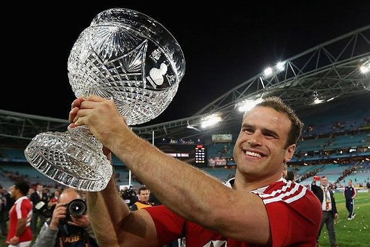 Lions Victory Bodes Well for Wales' World Cup Hopes Says Jamie Roberts