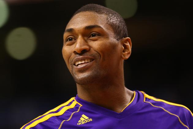Metta World Peace Launches Hilariously Odd Tweets Amid Amnesty Rumors