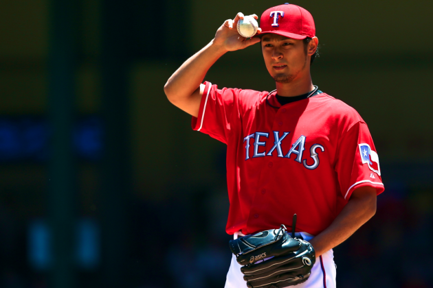 Yu Darvish Injury: Updates on Rangers Star's Trapezius