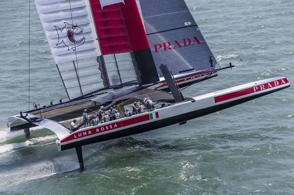 Luna Rossa Pulls out of Cup Opener in Protest