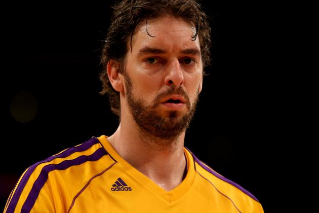 Lakers Trade Rumors: L.A. Has No Reason to Trade Pau Gasol