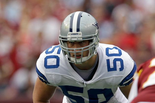 Sean Lee, Dallas Cowboys Yet to Begin Contract Talks