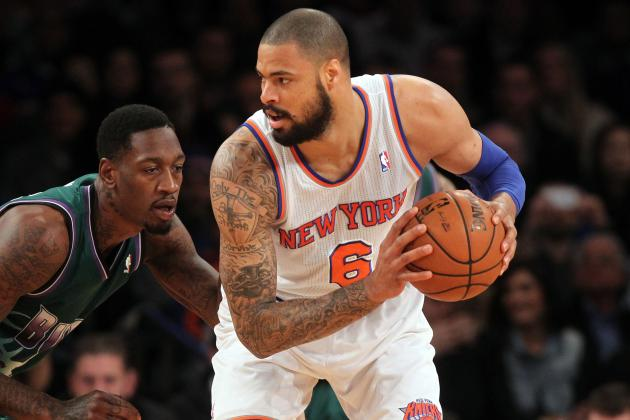 Will Andrea Bargnani Acquisition Force NY Knicks to Trade Tyson Chandler?