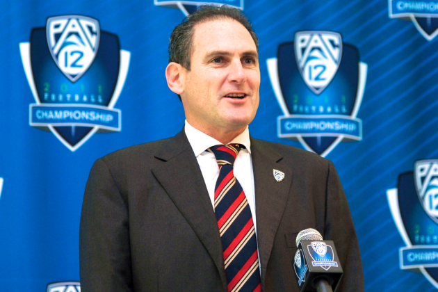 Pac-12 Football Could Reportedly Play Games in China and Europe