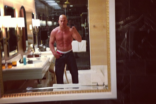 Instagram: Tito Shows off Ripped Body to Tease Return to MMA