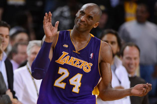 Kobe Ahead of Rehab Schedule, Targets August for Full Activity