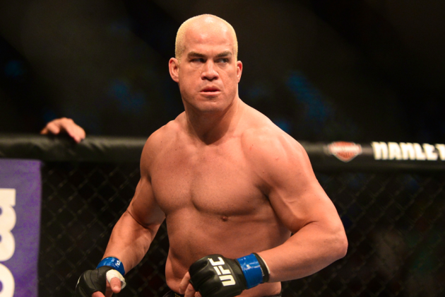 UFC Hall of Famer Tito Ortiz Teases Possible Return to MMA