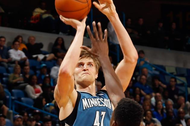 Cavs May Make Run at Andrei Kirilenko