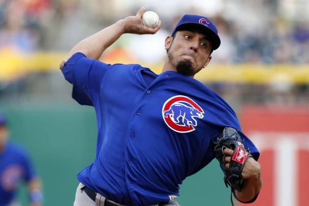 Chicago Cubs Would Be Fools Not to Sell High on Matt Garza, Maximize Rebuild