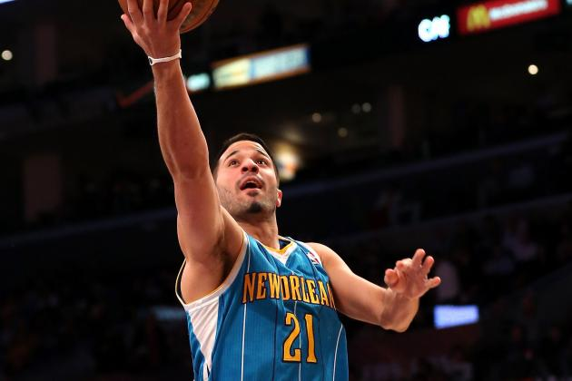 Kings Acquire Greivis Vásquez in Three-Team Trade