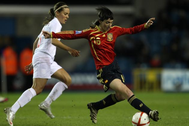 England vs. Spain: Keys for Each Team in 2013 UEFA Women's Euro Showdown