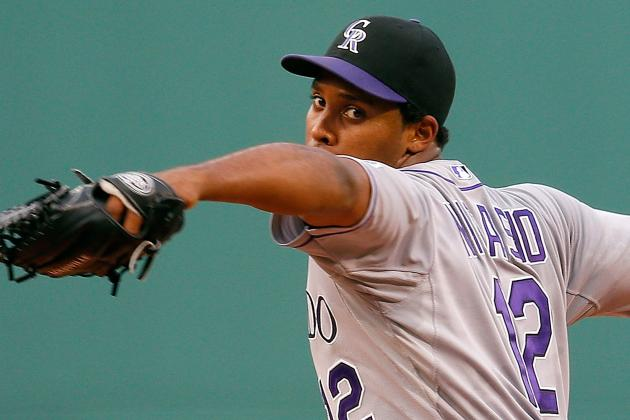 Juan Nicasio Will Rejoin Rockies Rotation, Replacing Roy Oswalt