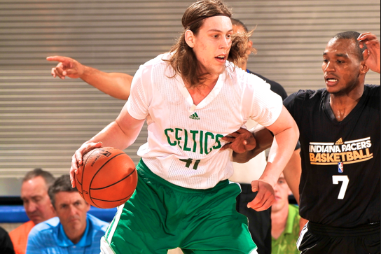 Kelly Olynyk Displaying Elite Offensive Upside at 2013 NBA Summer League
