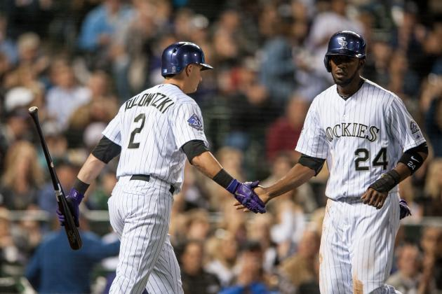 Can the Returning Troy Tulowitzki and Dexter Fowler Revive the Reeling Rockies?