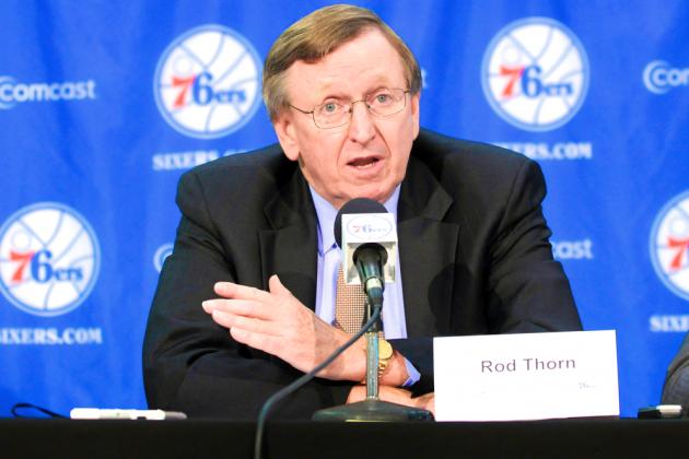 Rod Thorn Named President of Basketball Operations as Stu Jackson Steps Down