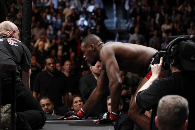 Jon Jones Doesn't Think He's Earned Anderson Silva's Top Pound-for-Pound Spot