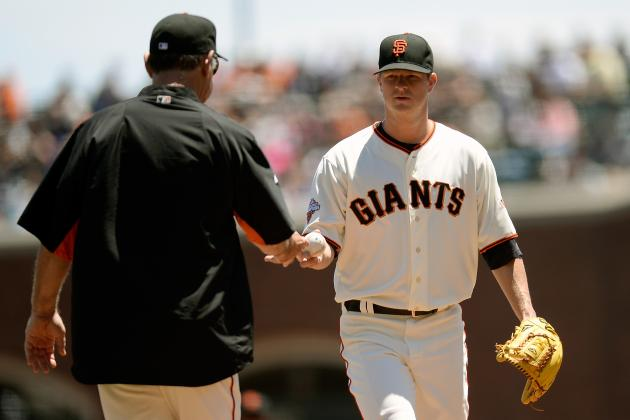 Does Matt Cain's Short Outing Punctuate a Season Gone Haywire?