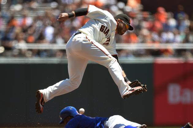 Cain KO'd in First Inning, Wheeler Beats Giants