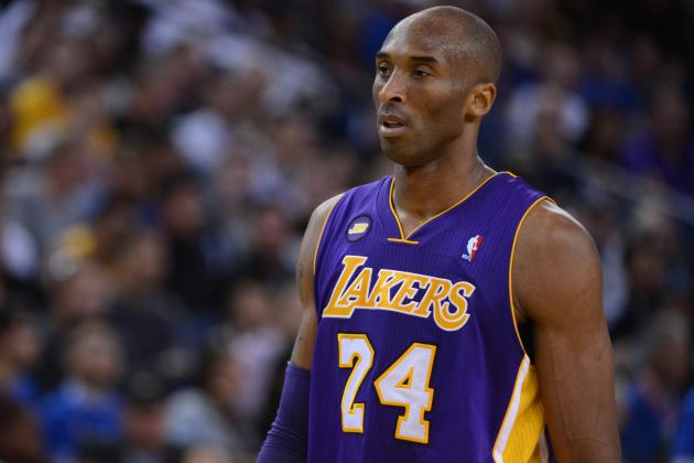 Kobe Bryant Says Don't Assume He Wants to Take a Pay Cut