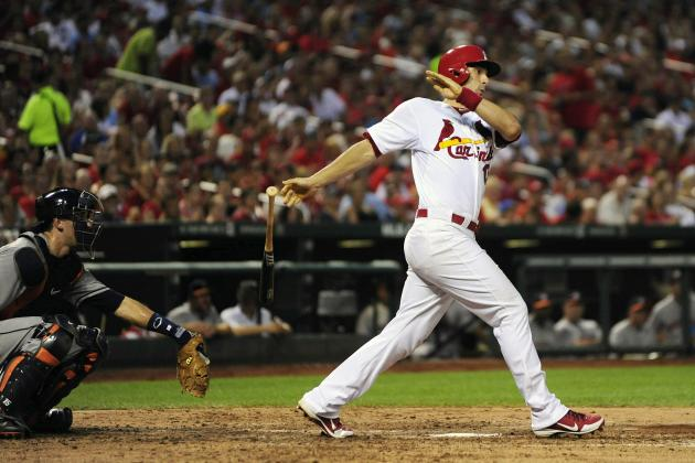 Cardinals' Matt Carpenter Is 1 of NL's Most Deserving All-Stars
