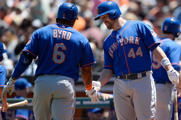 Zack Wheeler Shuts Down His Old Mates, Marlon Byrd Hits Another Homer