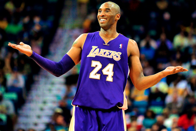 Kobe Bryant Says 'Nah' to Taking Big Pay Cut, Wants as Much as He Can Get