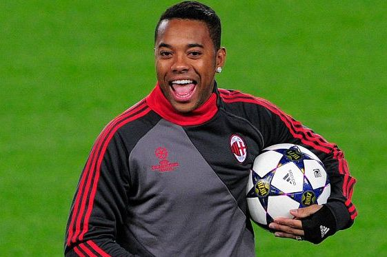 Robinho to Santos Deal Collapses