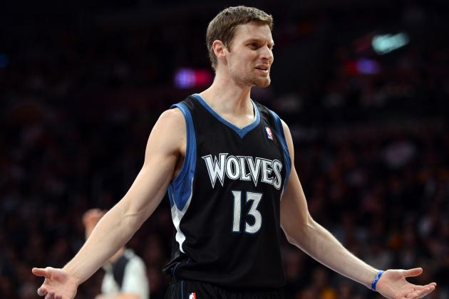 Timberwolves Land Martin, Brewer, Send Ridnour to Bucks
