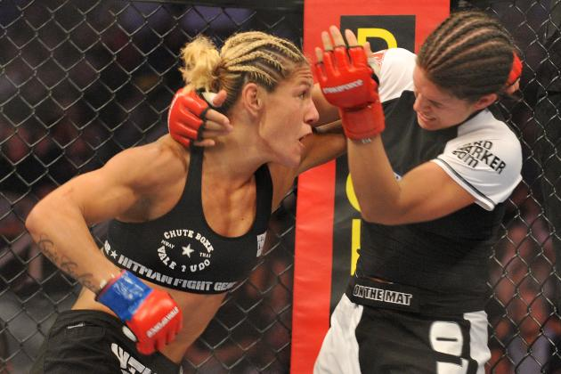 Cyborg Santos Fights for More Than a Win at Invicta FC