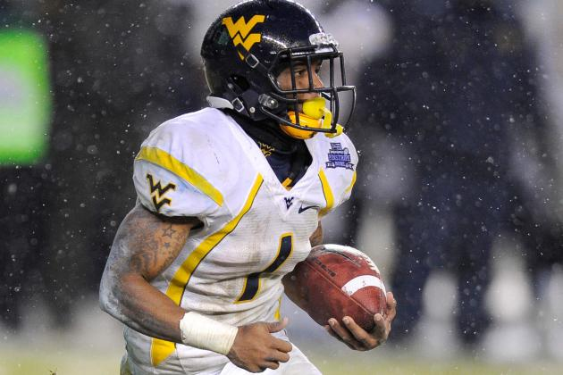 Retailers Hope to Cash in on New WVU Jerseys