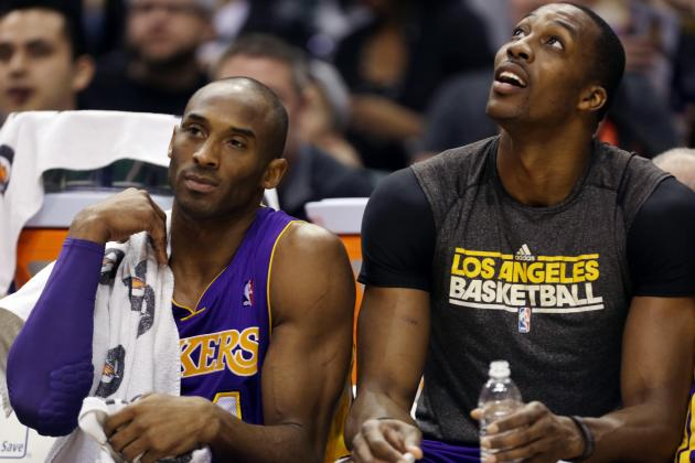 Sources: Dwight Wanted Kobe to Pass Torch