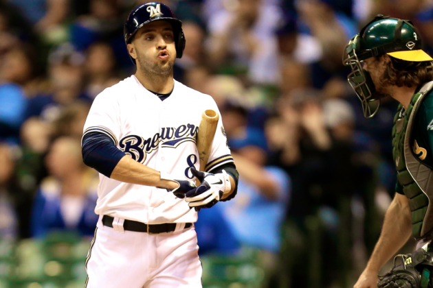 Timeline of Ryan Braun's Wild Ride from Future Hall of Famer to PED Suspect