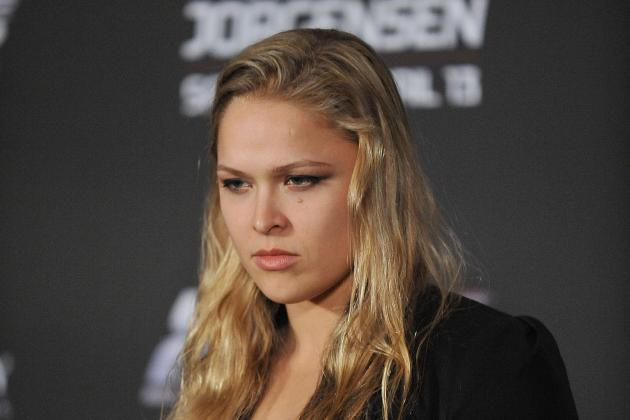 Ronda Rousey Explains That Miesha Tate Is Better Off from Losing to Her
