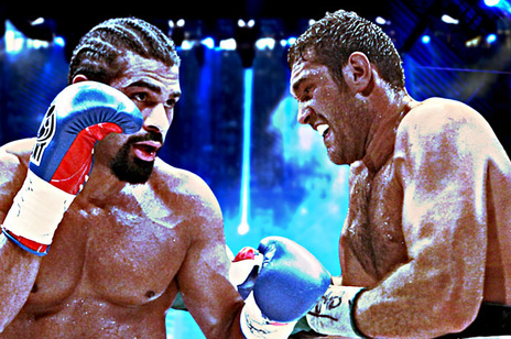 Haye V Fury Live on Sky Sports HD Box Office