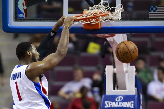 Key Storylines for Detroit Pistons' Summer League Team