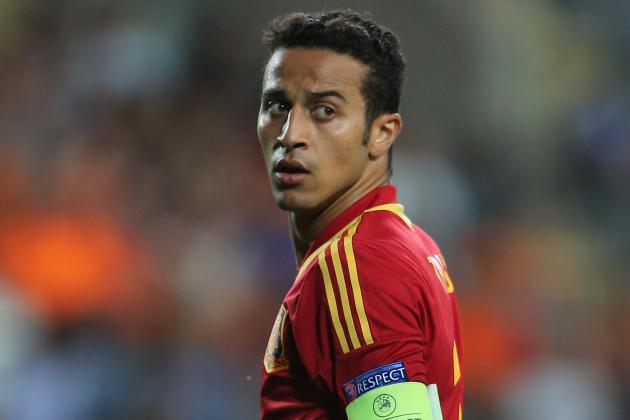 Manchester United to Possibly Lose out on Thiago to Bayern Munich