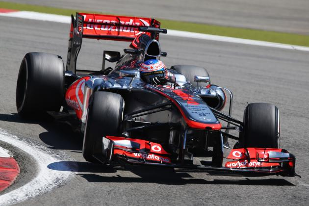 Button Not Tempted to Leave McLaren Despite Struggles