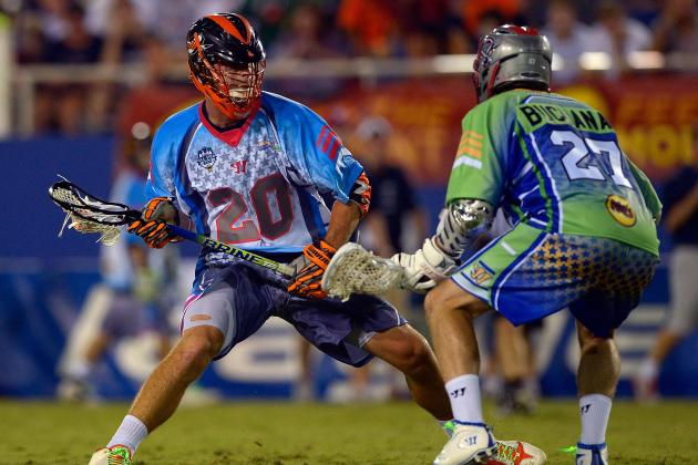 MLL All-Star Game 2013: Date, Start Time, Rosters and More
