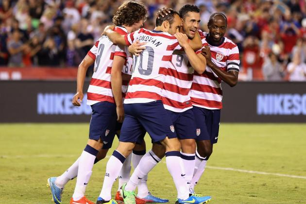 Gold Cup 2013 Results: Biggest Takeaways from United States' Strong Start