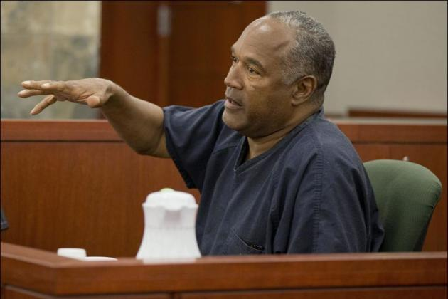 O.J. Simpson Has Parole Hearing, Won't Be Out Soon