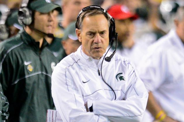Mark Dantonio Wary of Star Rating Systems Used to Classify Recruits