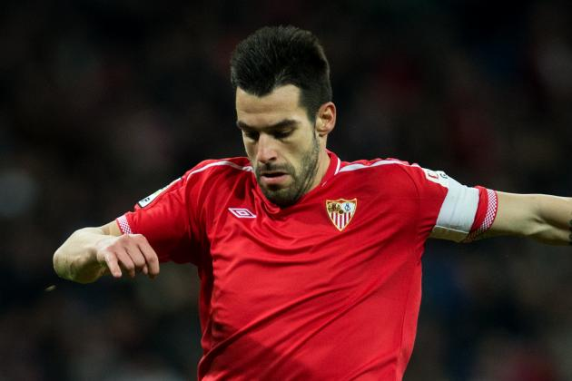 Alvaro Negredo Happy at Sevilla but Unsure of Future