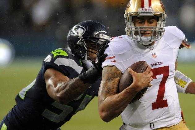 Bruce Irvin to Play Linebacker for Seattle Seahawks