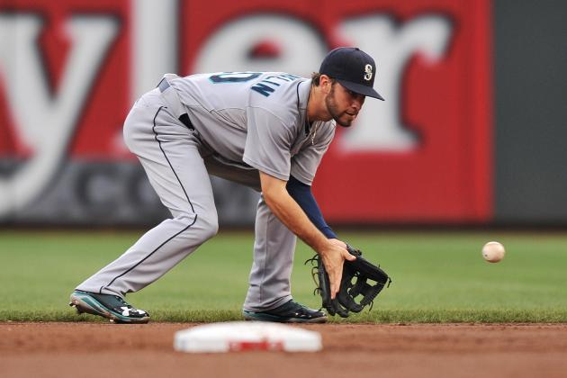 Mariners' Nick Franklin Named to Baseball America's 'All-Rookie' Team