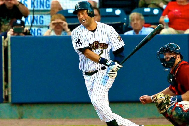 Derek Jeter Will Return to Yankees Lineup for First Time Since Ankle Injury