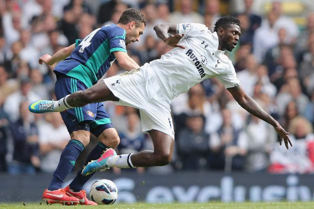 Adebayor Stalling on Besiktas
