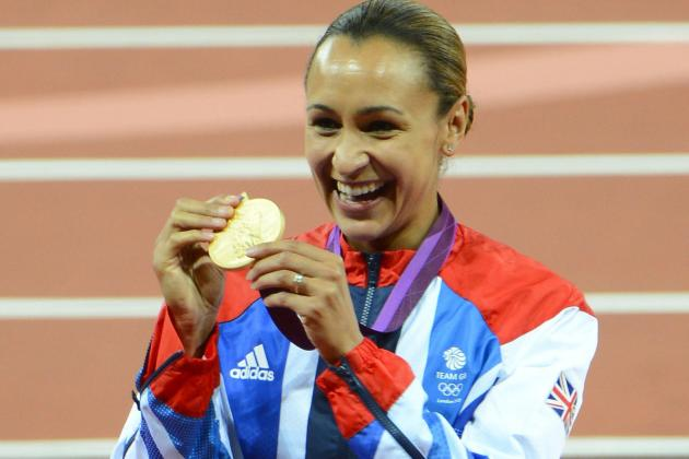 EXCLUSIVE: Jessica Ennis an Injury Worry for World Championships
