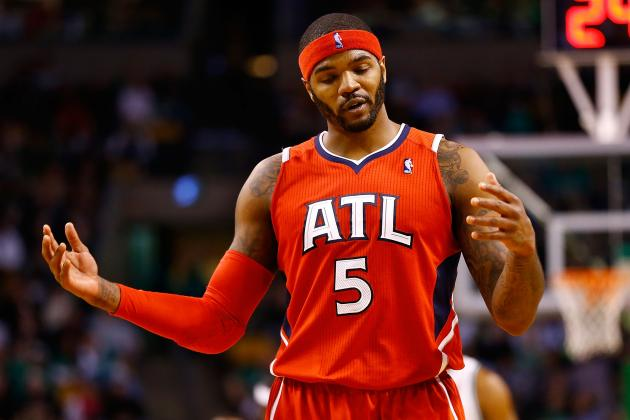 Josh Smith: Pistons Were My Only Option
