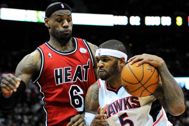 Pistons' Dumars Compares Josh Smith to LeBron